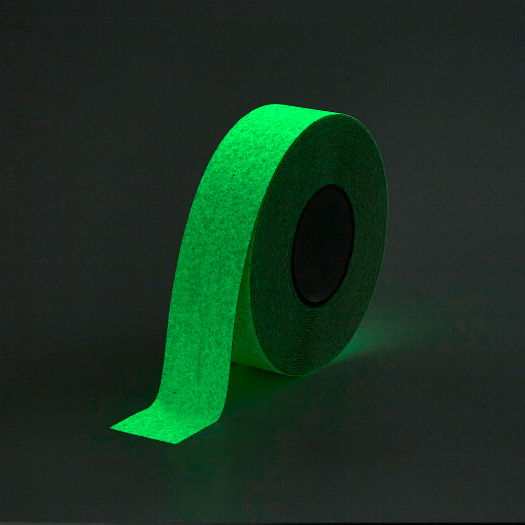 GripFactory Antislip Tape Glow in the Dark